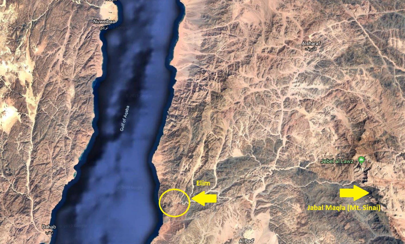 Image obtained via Google Earth.